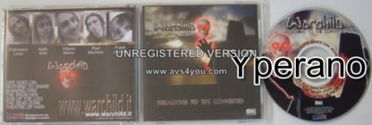 WARCHILD Preaching to the converted CD FREE if you order CDs from the letter W with a value of 30+ or buy it for £3