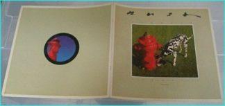 Rush signals tour programme 1982