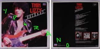 THIN LIZZY: Rockers LP. Check videos