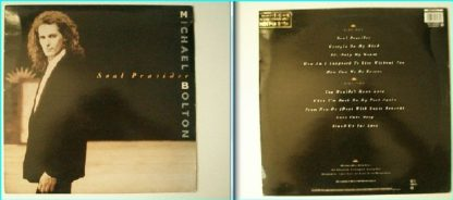 Michael BOLTON: Soul Provider LP (Promo) [Amazing A.O.R. album. Enough said] s.