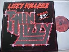 """THIN LIZZY: Lizzy Killers LP Free £0 for THIN LIZZY or any other 12"""" vinyl orders of £30+"""