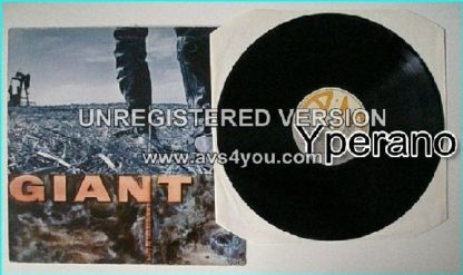 GIANT: Last Of The Runaways LP. One of the best Melodic Hard Rock A.O.R albums