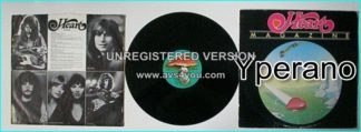 HEART: Magazine LP Rare on Mushroom Records (1978) Check video.