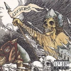 KINGHORSE: Kinghorse (s.t) LP. Metal w. Danzig and Metallica connection + sound similarities. !