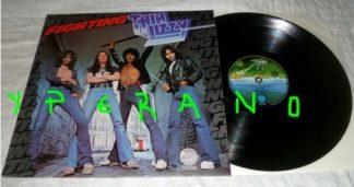 THIN LIZZY: Fighting LP UK Near Mint. '75 UK VERTIGO ORIGINAL.Check videos