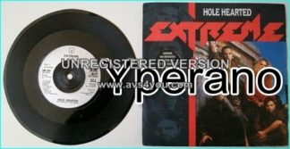"""EXTREME: Hole Hearted + Get the Funk Out (Previously unreleased 7 inch mix) 7"""" Check videos"""