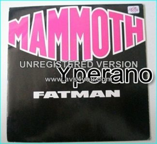 "MAMMOTH: Fatman 7"" + Political Animal. Featuring an All Star line up of fat N.W.O.B.H.M legends. Check funny video!!"