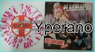 "PLASMATICS: Butcher baby 7"" + Tight Black Pants (Live version) Wendy O Williams fantastic splatter vinyl. Check video"