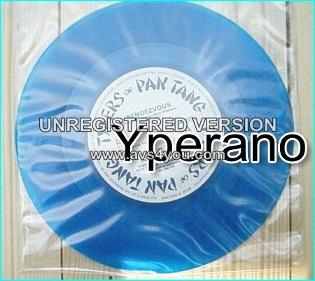 "TYGERS OF PAN TANG: Rendezvous 7"" + Life of crime. MCA 1982 Blue vinyl. Killer B side!! s."