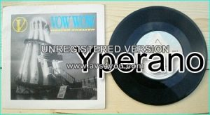 "VOW WOW: Helter Skelter 7"" Neil Murray: Black Sabbath, Whitesnake on bass. Superb cover version of The Beatles. Check video"