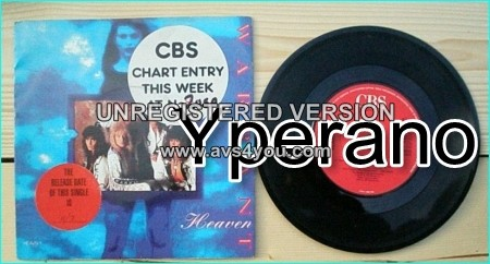 "WARRANT: Heaven 7"" [MEGA CLASSIC U.S Ballad] PROMO. Check videos"