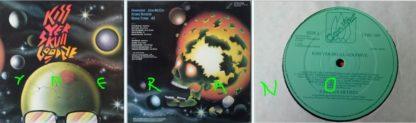 Kiss Yer Skull Goodbye LP. Mint condition vinyl. Hawkwind, John McCoy, Atomic Rooster, 4x, Bernie Torme. s