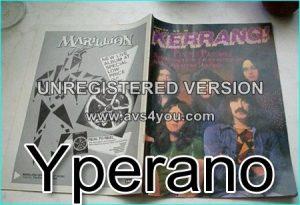 KERRANG 81. 1984 Deep Purple on the cover, Meat Loaf, Huey Lewis, Chateaux, Manowar, HANOI ROCKS, VENOM, SCORPIONS