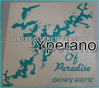 """Snowy WHITE: Birds of Paradise 7"""" + the Answer. the (79 era) Thin Lizzy guitarist. Check video"""