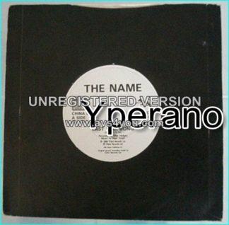 "The Name: Last war song 7"" + Jesus & The Devil-PROMO!! Check video links"
