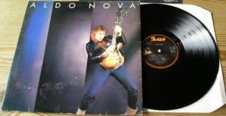 ALDO NOVA: Aldo Nova (S.T) 1982 SELF TITLED LP. Check videos + the Steel Panther cover version to their song!
