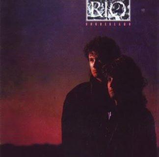 RIO: Borderland LP. undiscovered classic British A.O.R. s.