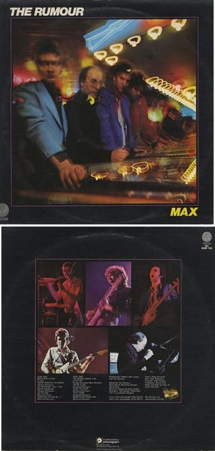 The RUMOUR: Max LP. Roots rock, country, pop & reggae still sounds incredibly fresh today.