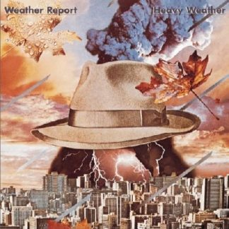 WEATHER REPORT: Heavy Weather LP. Great fusion jazz. Free £0 for vinyl orders of £30+