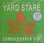 "Thousand Yard Stare: comeuppance e.p. 10""red color vinyl. Cool Alternative rock / Indie pop. Check video."