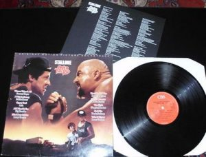 STALLONE OVER THE TOP - ORIGINAL SOUNTRACK LP. s + videos.