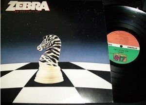 ZEBRA: No Tellin' Lies LP. Overlooked, remarkable with killer voice. s + vid.
