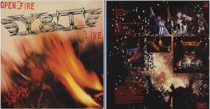 Y&T: Open Fire LP.