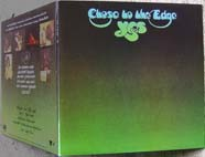 YES: Closer to the Edge LP. Italian Gatefold pressing K 50012 VERY RARE