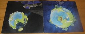 """YES: Fragile LP Gatefold. Incl. the classic """"Roundabout"""". Check videos"""