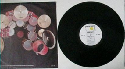 Simon PHILLIPS: Protocol LP ..Phenomenal drummer / phenomenal music. No picture sleeve (vinyl + inner only). !