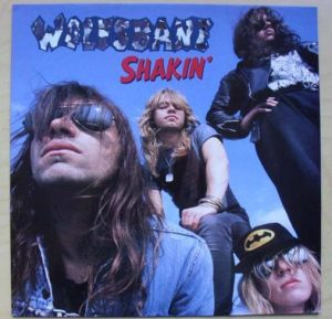 "WOLFSBANE: Shakin' 12"" incl. 2 unreleased songs. ex- Iron Maiden singer. ."