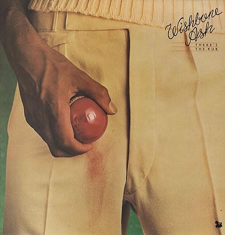 WISHBONE ASH: There's the Rub LP. s.