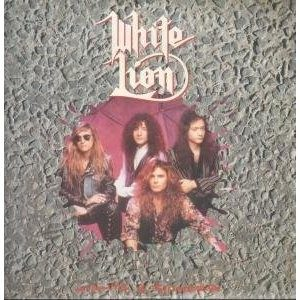 "WHITE LION: Lights & Thunder 12"" Brilliant Hard Rock / Metal. Shes got Everything, Fight To Survive (live) Check videos."