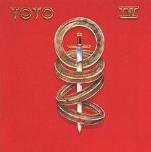 TOTO: IV LP. Includes mega hits like Rosanna + Africa