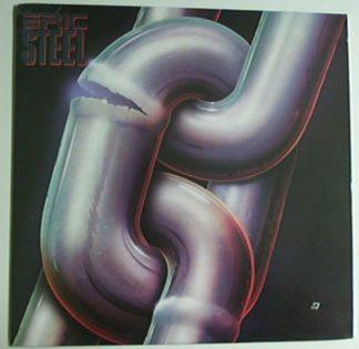 ERIC STEEL: s.t, 1st debut LP. Vinyl - mint. Great hard rock, a la Quiet Riot Kix