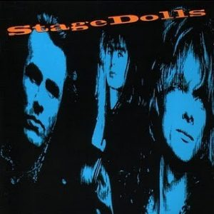 STAGE DOLLS: s.t LP (+ inner with lyrics & pictures) 1989 Great A.O.R. Check videos. HIGHLY RECOMMEND