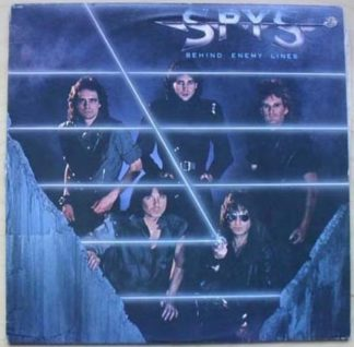 SPYS : Behind Enemy Lines LP. 2 ex-members of Foreigner. Check video.