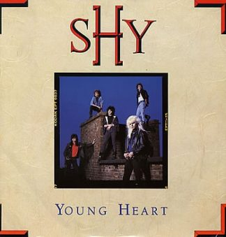 "SHY: Young Heart 12"" Great Hard Rock with soaring vocals. s."