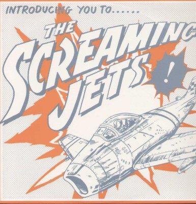 "THE SCREAMING JETS: Introducing you to PROMO ONLY 12"" + promo materials. Fantastic Australian Hard Rock. Check all videos!"