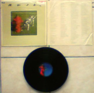RUSH: Signals LP. UK. Comes with protective sleeve (vinyl near mint). Check videos & samples.