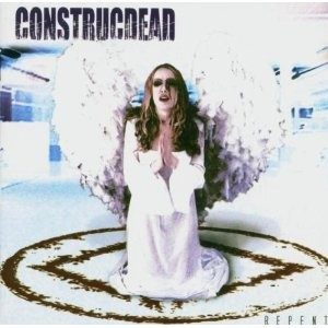 CONSTRUCDEAD: Repent PROMO CD on paperbag slipcase. Listen to all samples.