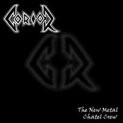 CORIOR: The New Metal Chatel Crew CD (self released) PROMO / Demo. Pure raw brutal metal
