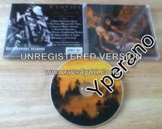 CRADLE OF FILTH Vempire or Dark Faerytales in Phallustein CD original release on Cacophonous. 1996 (NIHIL6CD) Best career album.