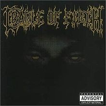 CRADLE OF FILTH: From the cradle to enslave CD Great, incl. Misfits cover + Anathema cover. Check video!