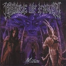 CRADLE OF FILTH Midian CD Promo. Check video