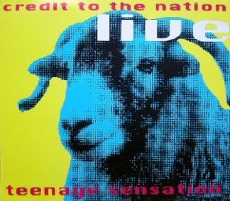 Credit to The Nation: LIVE Teenage Sensation CD