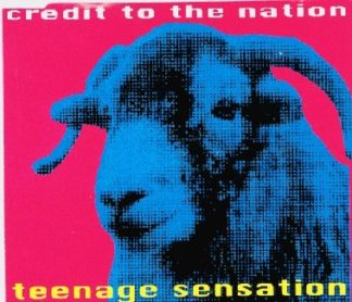 Credit to The Nation: Teenage Sensation CD!