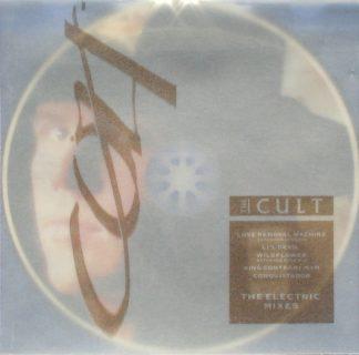 The CULT: The Electric Mixes CD. Rick Rubin Produced mixes. s