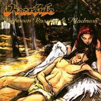 OVERLIFE: Between Passion & Madness CD PROMO. Progressive power metal a la Vanden Plas, Blind Guardian, Rage.