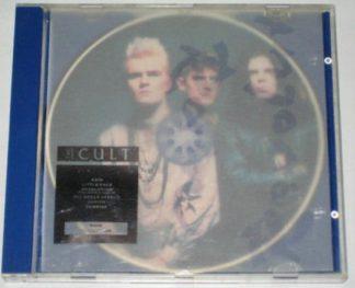 THE CULT: Rain ¢ Revolution CD EP 6-track UK 1991 w. unreleased songs!! s.